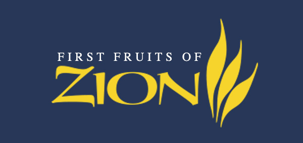 First Fruits of Zion logo